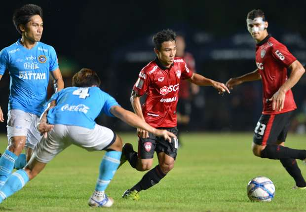 Toyota Thai League Game